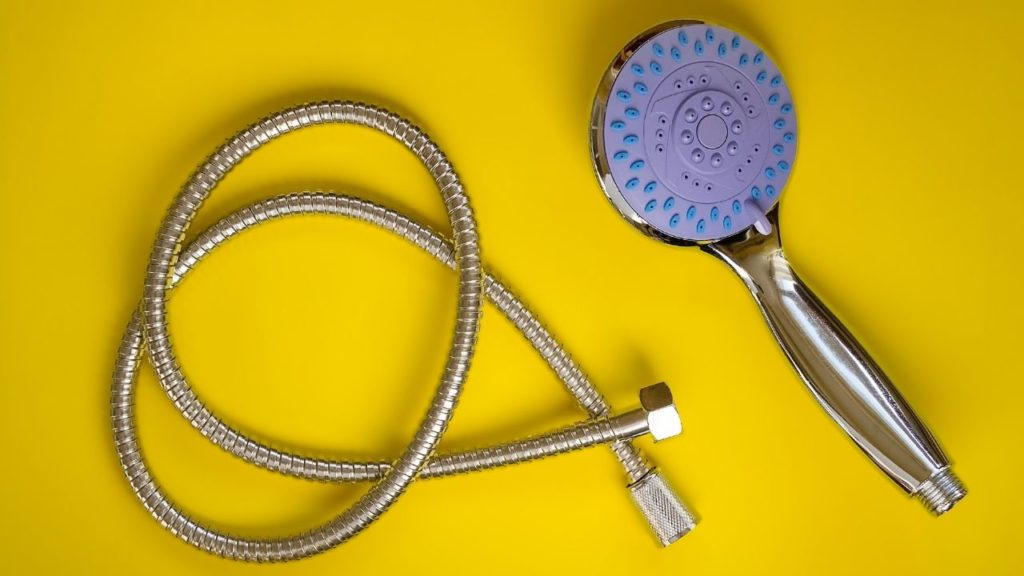 a brand-new handheld showerhead is required when swapping your showerheads
