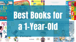 Best Books For A 1 Year Old